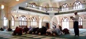 Bowing to Allah