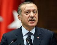 Princip Erdogan of Turkey