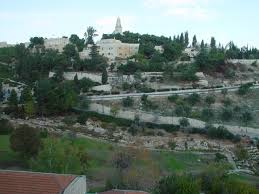 Mount Zion in Israel